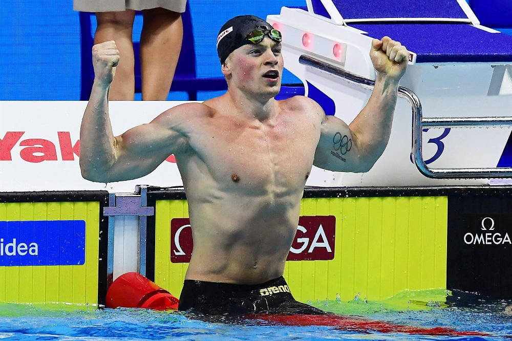 Adam Peaty, Fina Swimming World Championships, Swimming News