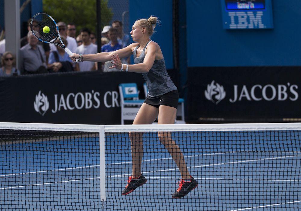 Jocelyn Rae Australian Open 2016
