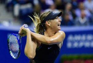 Maria Sharapova US Open 2017, Flushing Meadows, New York