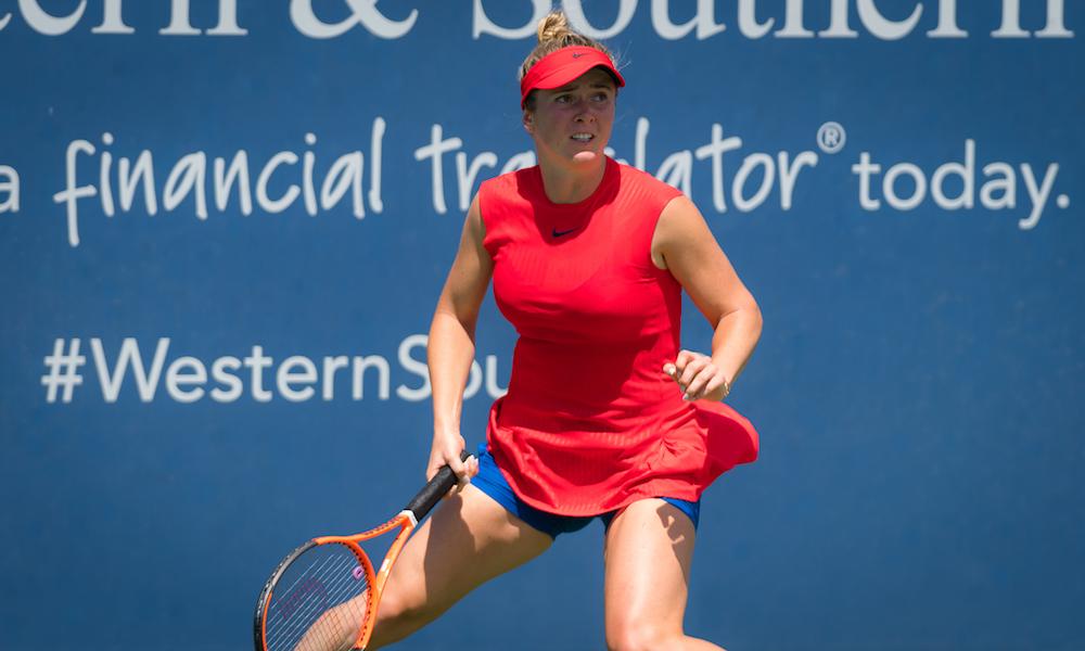 Elina Svitolina Western & Southern Open, Cincinnati 2017