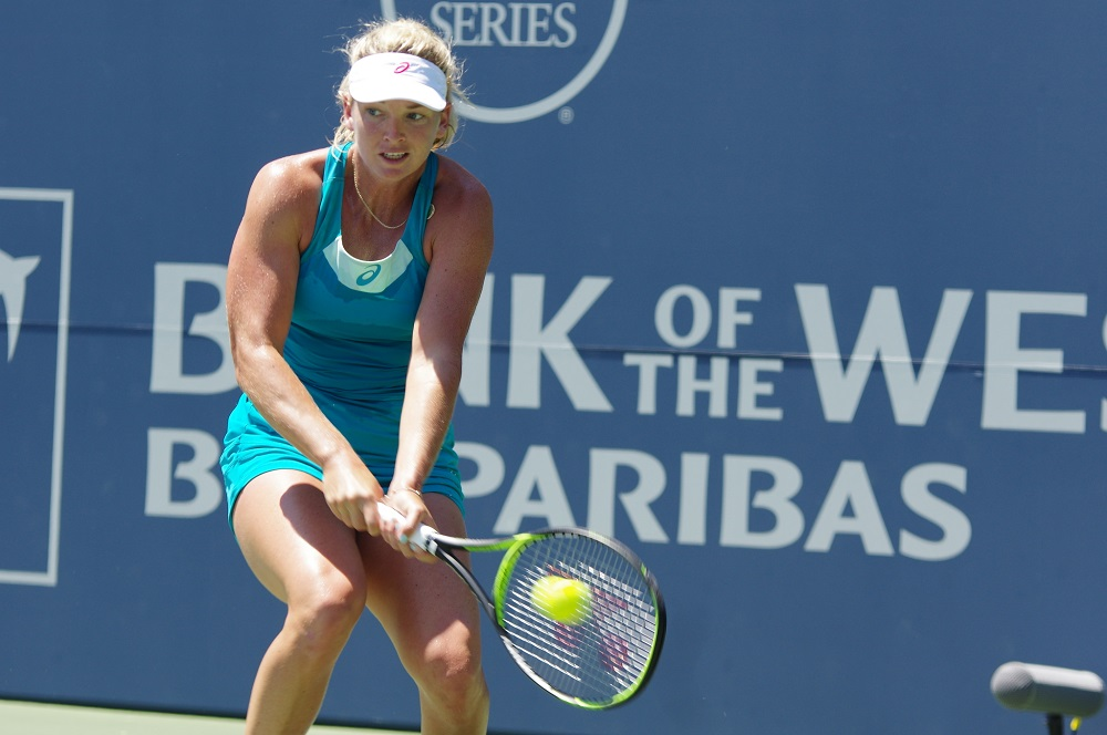Coco Vandeweghe, WTA Stanford, Bank of the West Classic