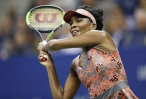 Venus Williams US Open 2017, Flushing Meadows, New York