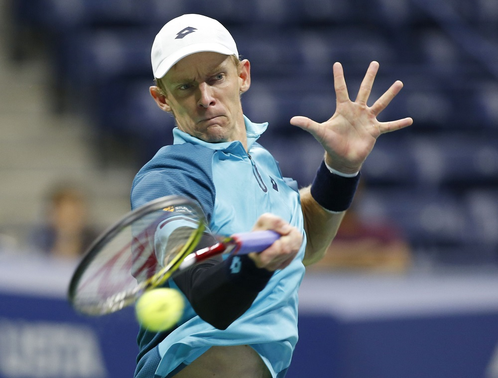 Kevin Anderson US Open 2017, Flushing Meadows, New York