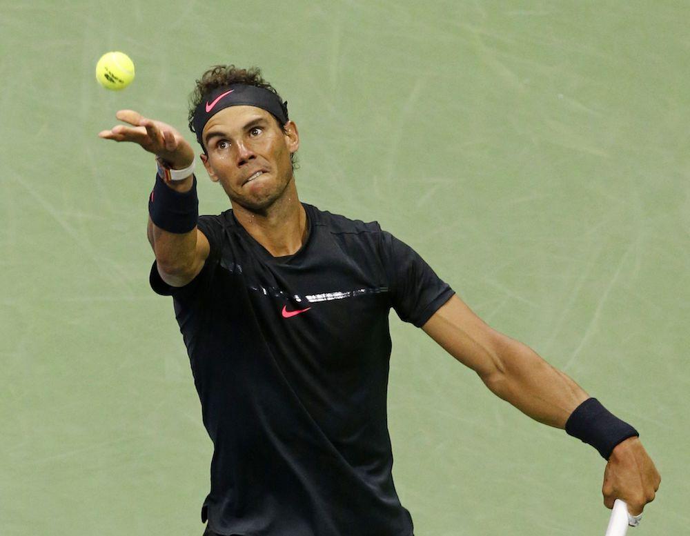 Rafael Nadal US Open 2017, Flushing Meadows, New York
