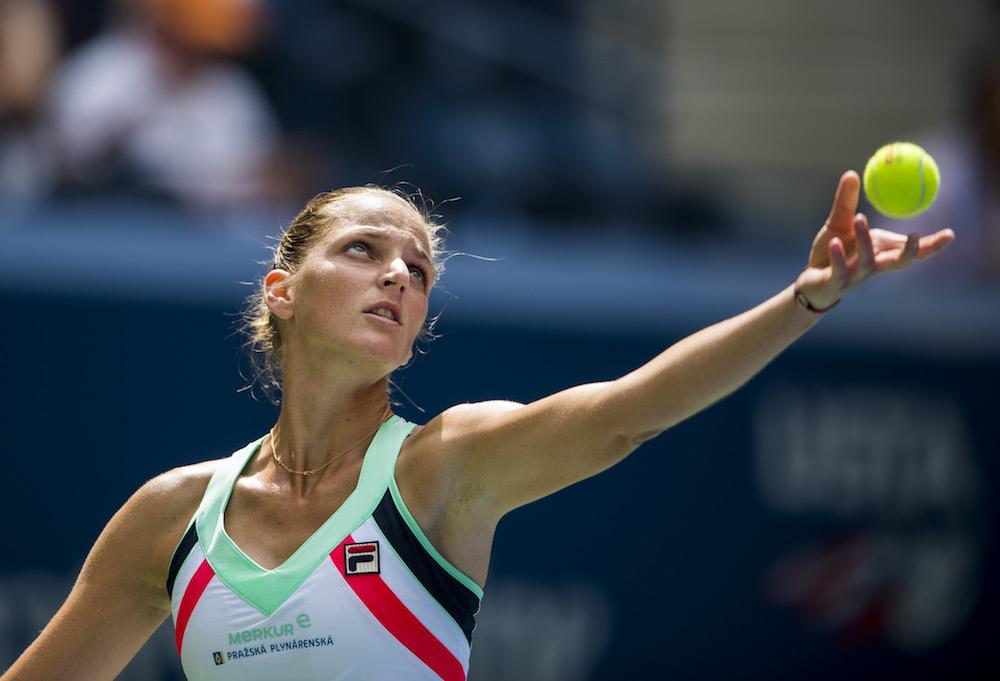 Karolina Pliskova US Open 2017, Flushing Meadows, New York