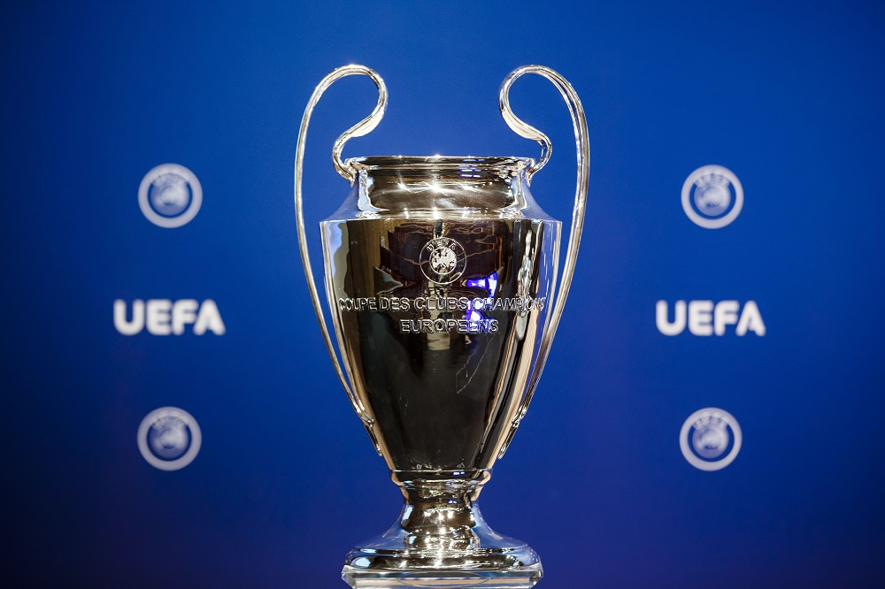 Download Uefa Champions League Trophy Logo