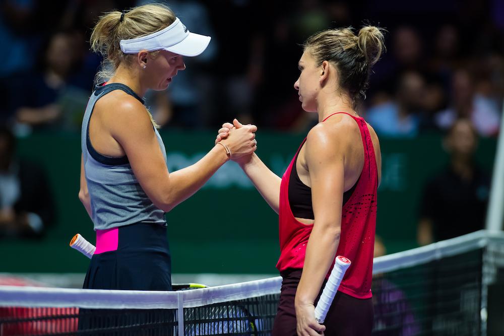 Caroline Wozniacki | WTA Finals 2017, Singapore
