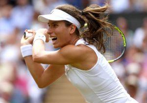 Johanna Konta, Wimbledon 2017
