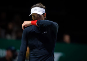 Garbine Muguruza, WTA Finals 2017, Singapore