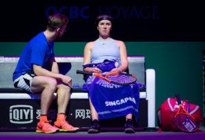 Elina Svitolina | WTA Finals 2017, Singapore