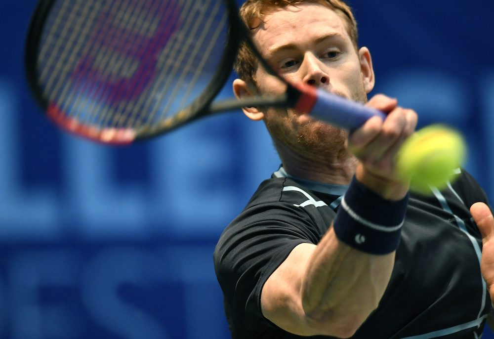 Edward Corrie Budapest, Hungary 2017 ATP Challenger Tour