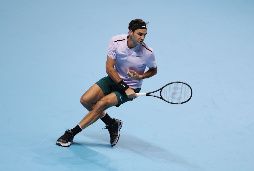 Roger Federer, Nitto ATP Finals 2017, Day One