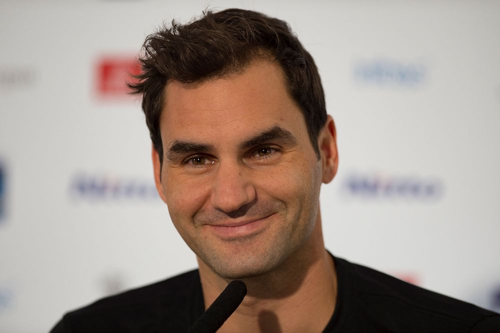 Roger Federer, ATP World Tour Finals, London 2017