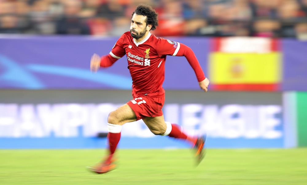 Mohamed Salah, 2017