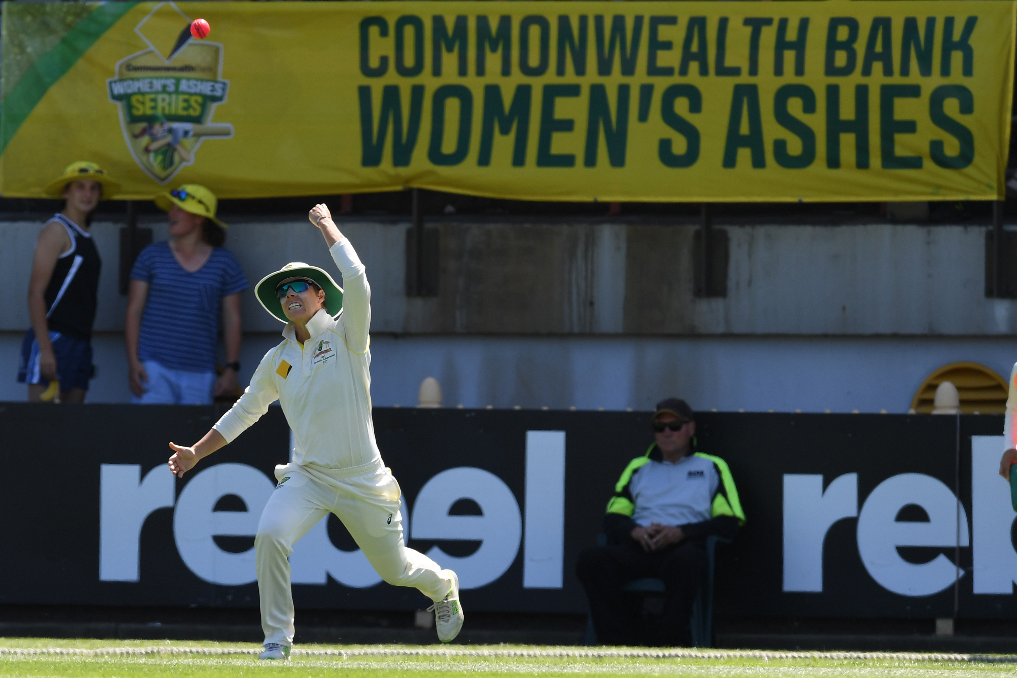 Australia's Elyse Villani during the Women's Ashes Series 2017