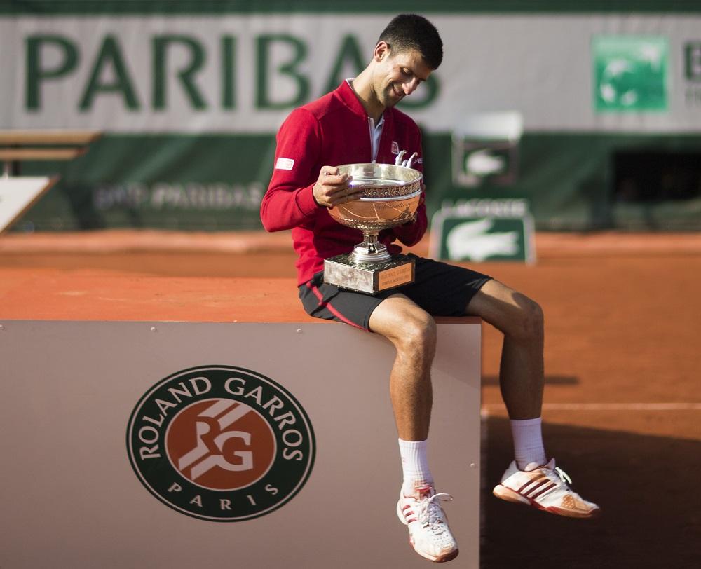 Novak Djokovic, Roland Garros 2016