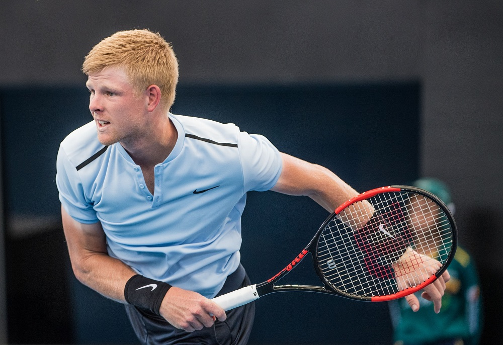 Kyle Edmund, Brisbane International 2018