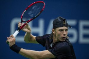 Denis Shapovalov, US Open 2017