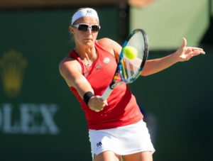 Kirsten Flipkens, WTA Indian Wells 2017