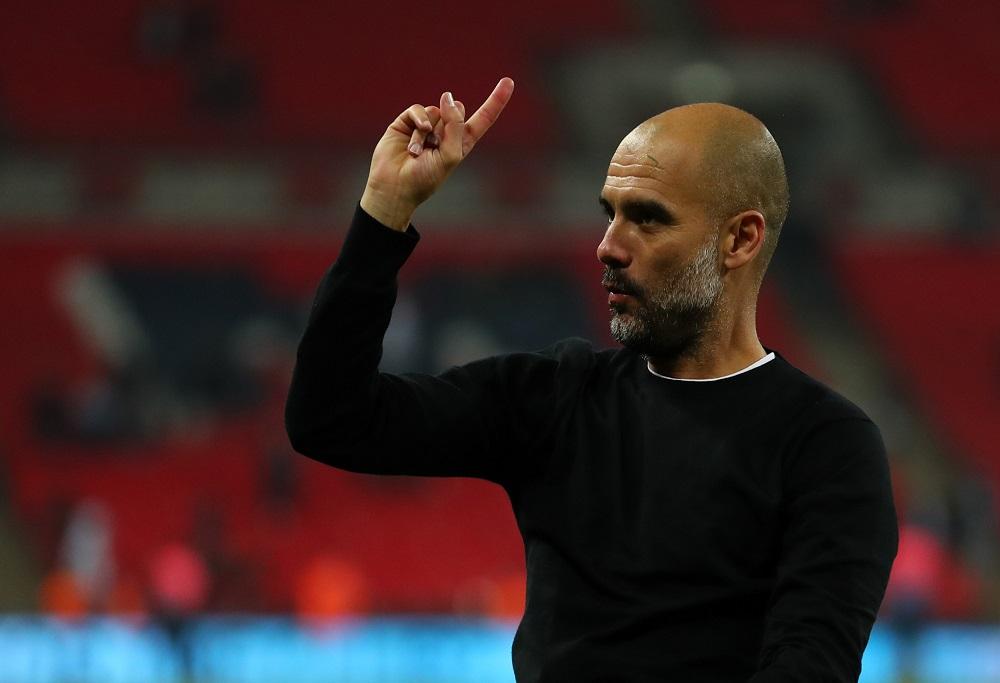 Pep Guardiola, Premier League 2018