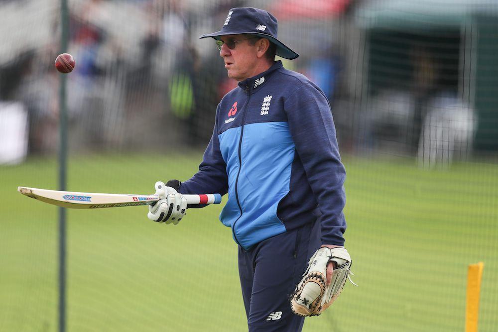 England cricket coach Trevor Baylis