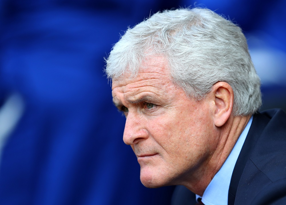 Mark Hughes, Premier League Southampton manager, 2018