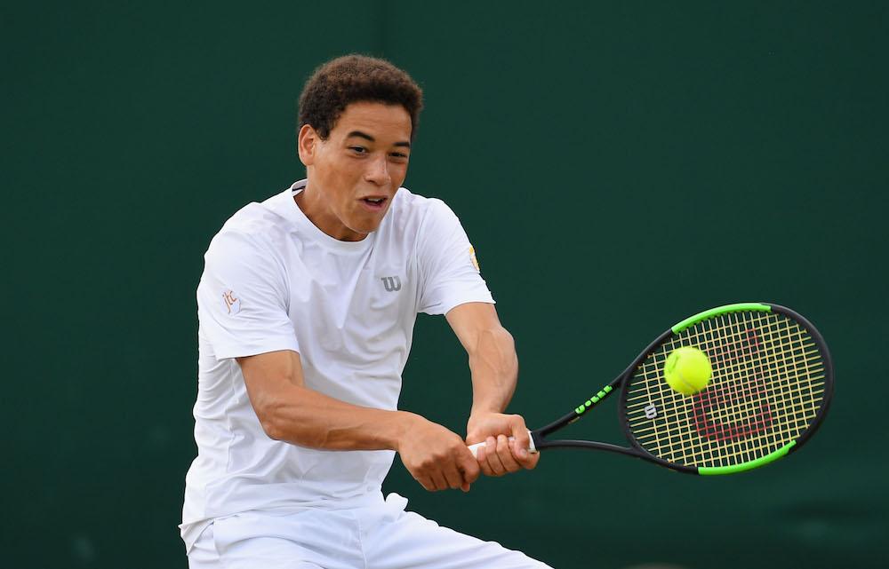 George Loffhagen, Wimbledon 2017