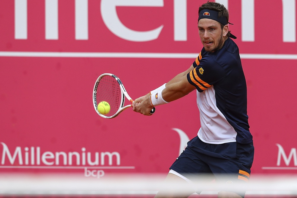 Cameron Norrie, ATP Estoril 2018