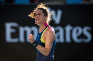 Andrea Petkovic, Australian Open 2018