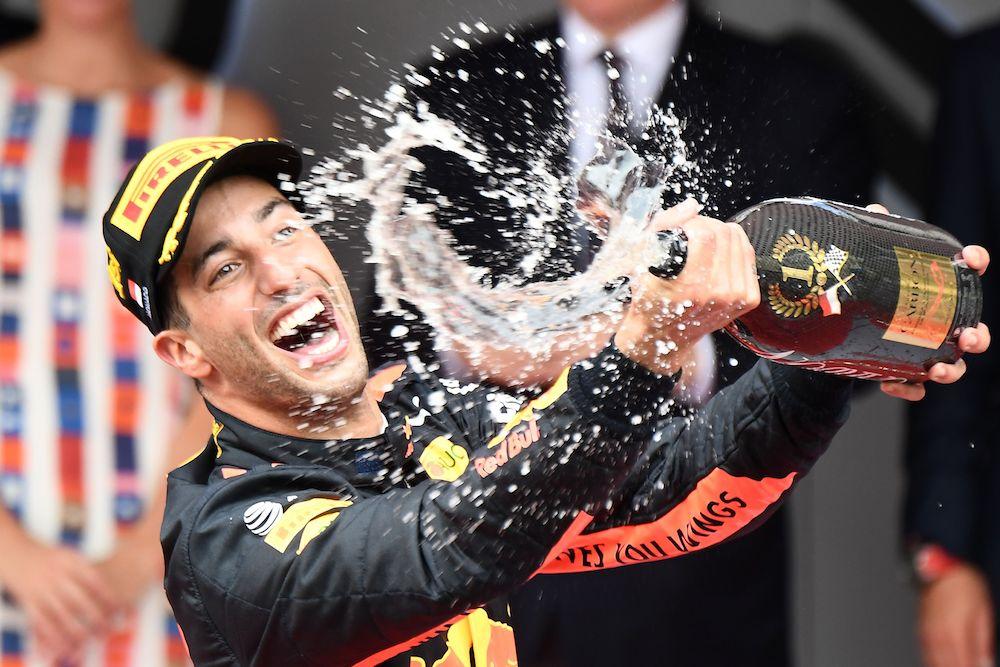Daniel Ricciardo, Monte Carlo Grand Prix 2018