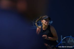 Sofia Kenin in the Mubadala Silicon Valley Classic, WTA San Jose 2018