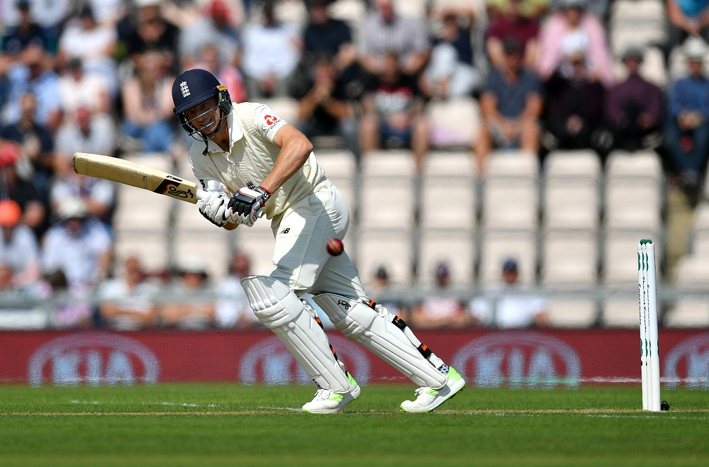 Jos Buttler, England v India 2018, 4th Test