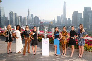 WTA Finals Shenzhen 2018 Final Eight