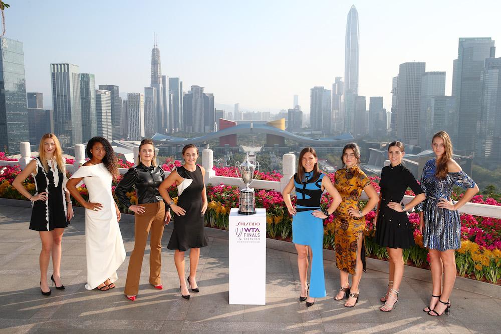 WTA Finals Shenzhen 2018 Final Eight