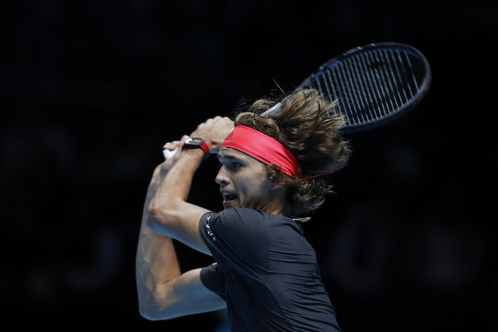 Tennis Atp World Tour Finals 2018 Zverev Responds To Criticism