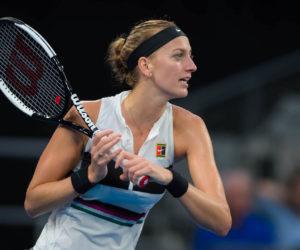 Petra Kvitova in the third round of the Australian Open 2019, Melbourne