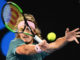 Stefanos tsitsipas in the fourth round of the Australian Open 2019, Melbourne