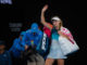 Caroline Wozniacki in the third round of the Australian Open 2019, Melbourne