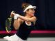 Johanna Konta in the Fed Cup 2019, Great Britain v Slovenia, Bath