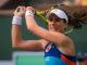 Johanna Konta in the third round of the BNP Paribas Open, WTA Indian Wells 2019