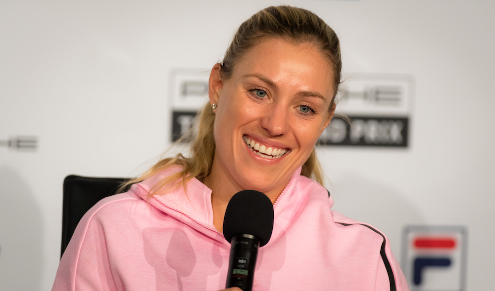Angelique Kerber in the Porsche Tennis Grand Prix All Access, Stuttgart 2019