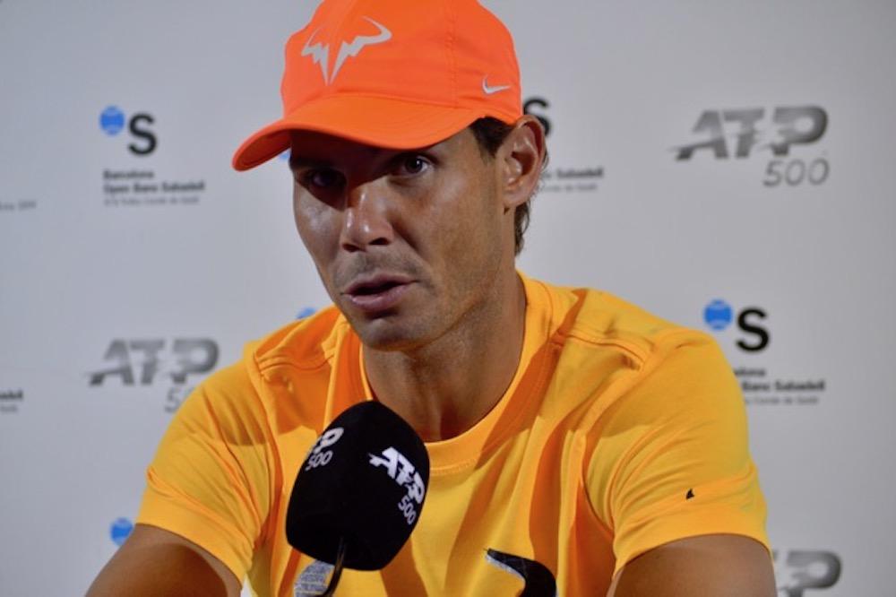 Rafael Nadal in ATP Barcelona, 2019