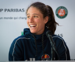 Johanna Konta in Pre-Tournament Press, Roland Garros 2019