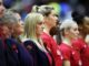 Tracey Neville, Head coach of England Vitality Roses, Netball Quad Series 2019