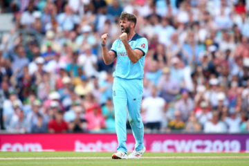 Liam Plunkett England v South Africa at the Cricket World Cup 2019, Enlgland
