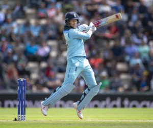 Joe Root in the ICC Cricket World Cup match between England and the West Indies, 2019