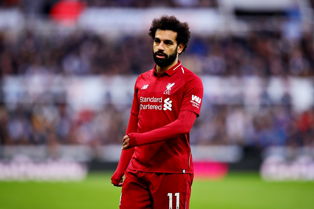 Mohamed Salah, Premier League Newcastle Utd v Liverpool 2019