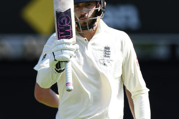 James Vince, First Test Australia v England, Queensland Australia 2017