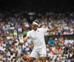 Roger Federer, Wimbledon 2019