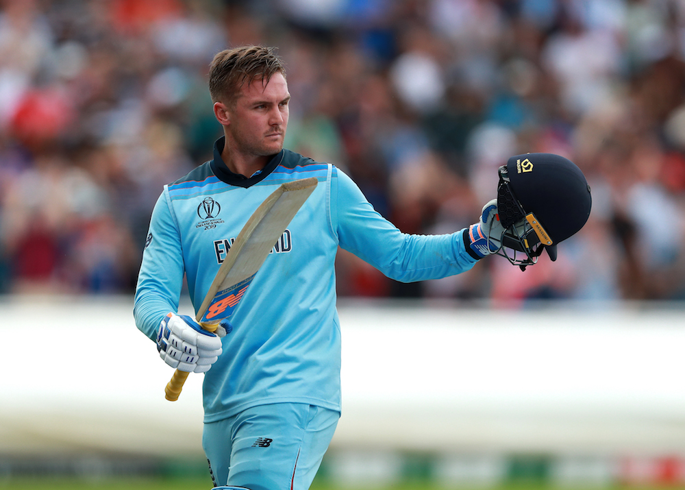 Jason Roy CWC C`ricket World Cup 2019 ENG v AUS